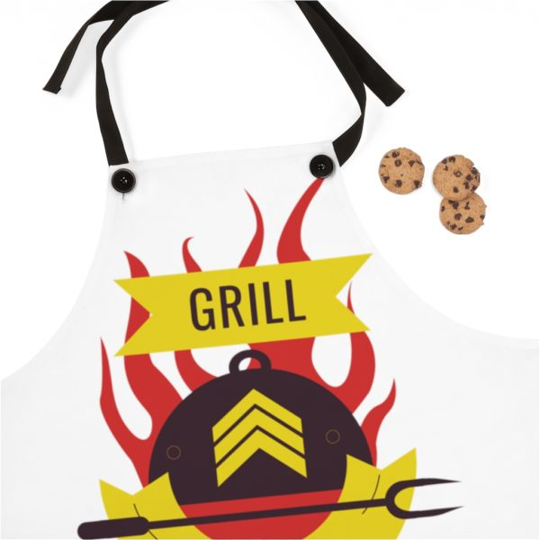 Grill Sarge Apron 3