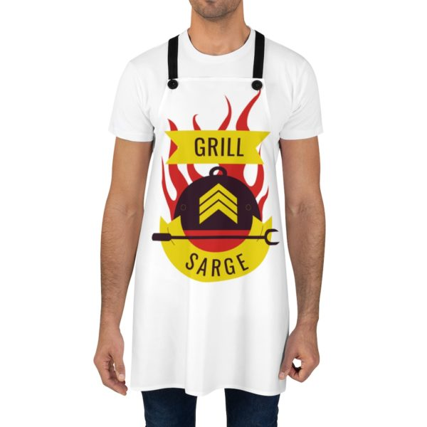 Grill Sarge Apron 1