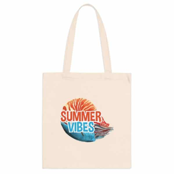 Summer Vibes Tote Bag 2