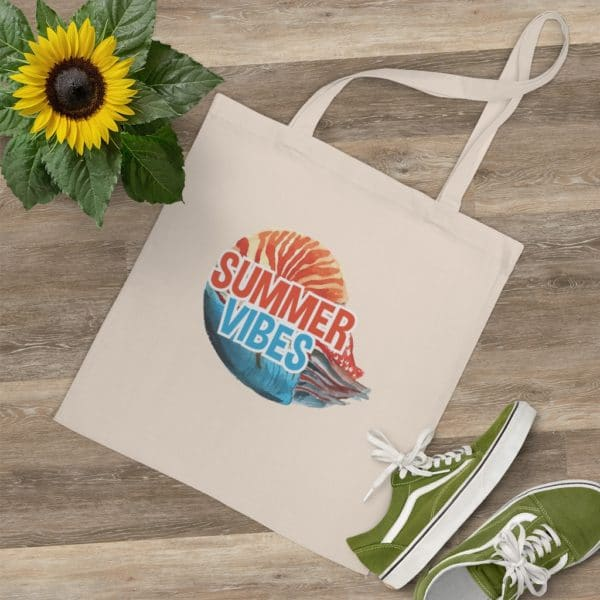 Summer Vibes Tote Bag 3