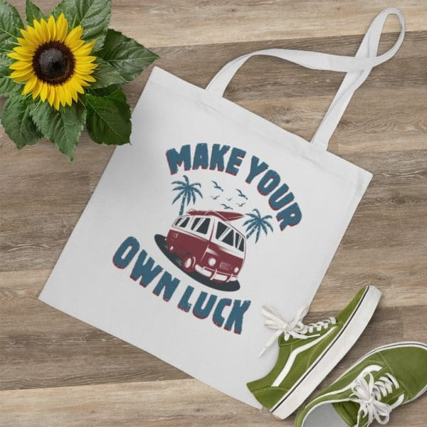 Make Your Own Luck Tote Bag 5