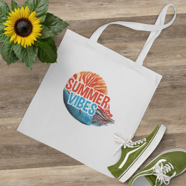 Summer Vibes Tote Bag 5