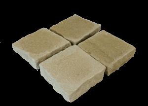 Pavés grès sable
