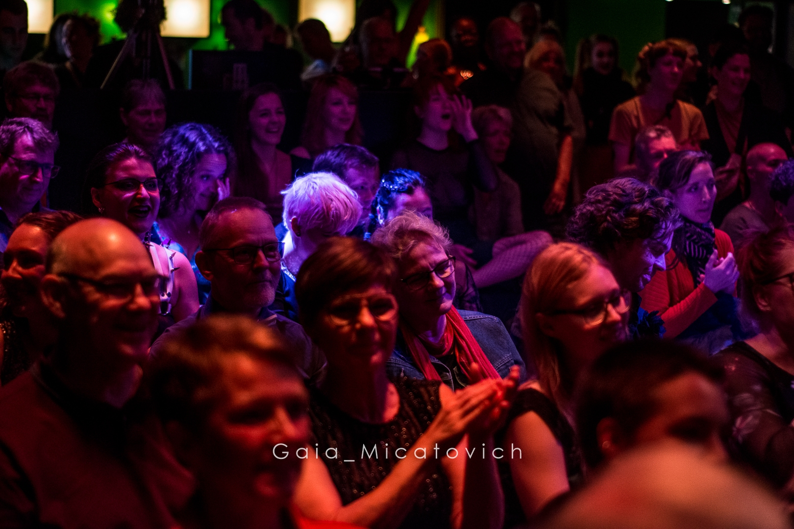 Audience | Photo by Gaia Micatovich