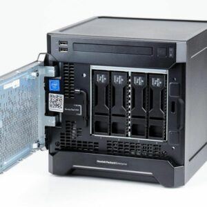 hp proliant micro server gen8 open front