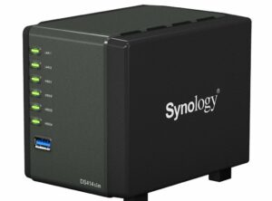 Synology DS414slim NAS Server Drive