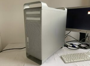 Apple Mac Pro 6 Core Xeon @ 3.33ghz (12 threads)