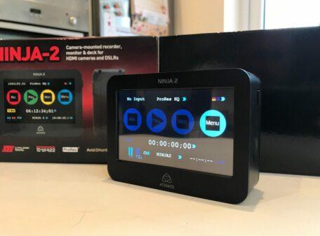 atomos ninja 2 hdmi prores video recorder fr