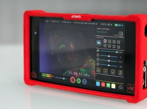 atomos ninja assassin 4k pro res video recorder