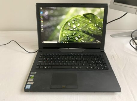 PC Specialist 15.6 inch gaming laptop i7 4700HQ
