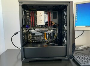 gaming pc gigabyte x99 6 core