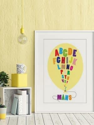 Poster Ballong