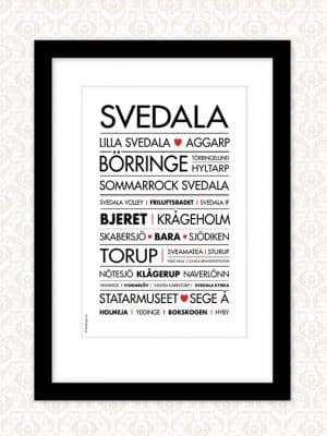 Poster Svedala
