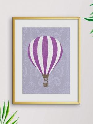 Poster Luftballong