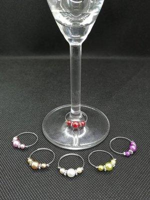 Glasmarkörer Pärlor