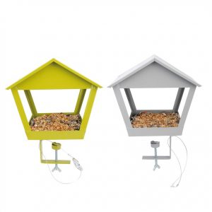 Balcony Bird Feeder