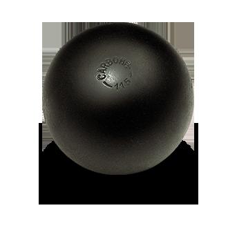 boule bleue carbone 115