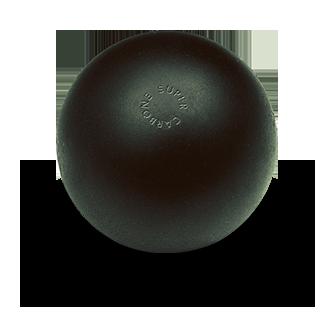 boule bleue super carbone 125