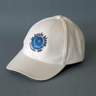 boule bleue cap