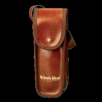 boule bleu lædertaske