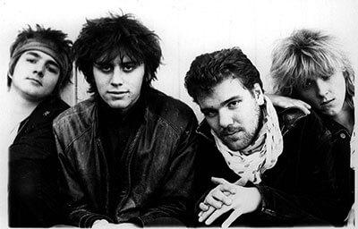 Gycklarnas Afton, band photo