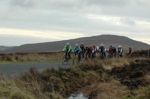 Wicklow 200, Cycling peleton