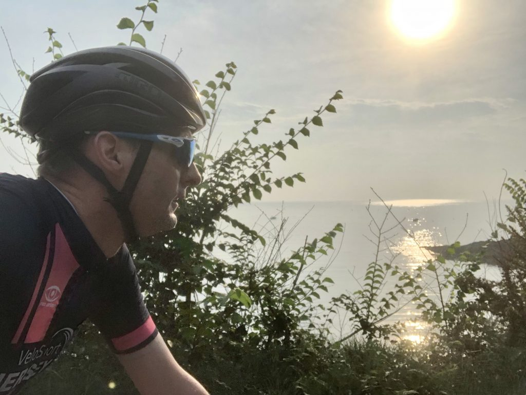 Peter Tompkins Free Cycling Coaching Offer