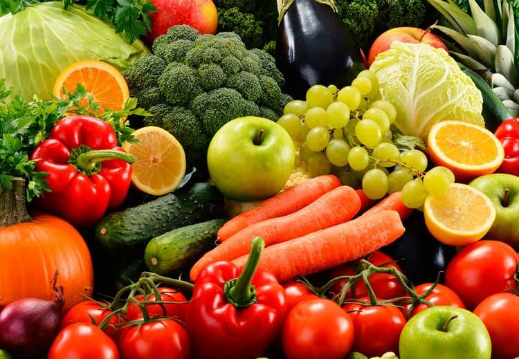 Købe frugt og grønt
