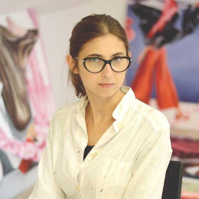 Polish Artist Martyna Borowiecka