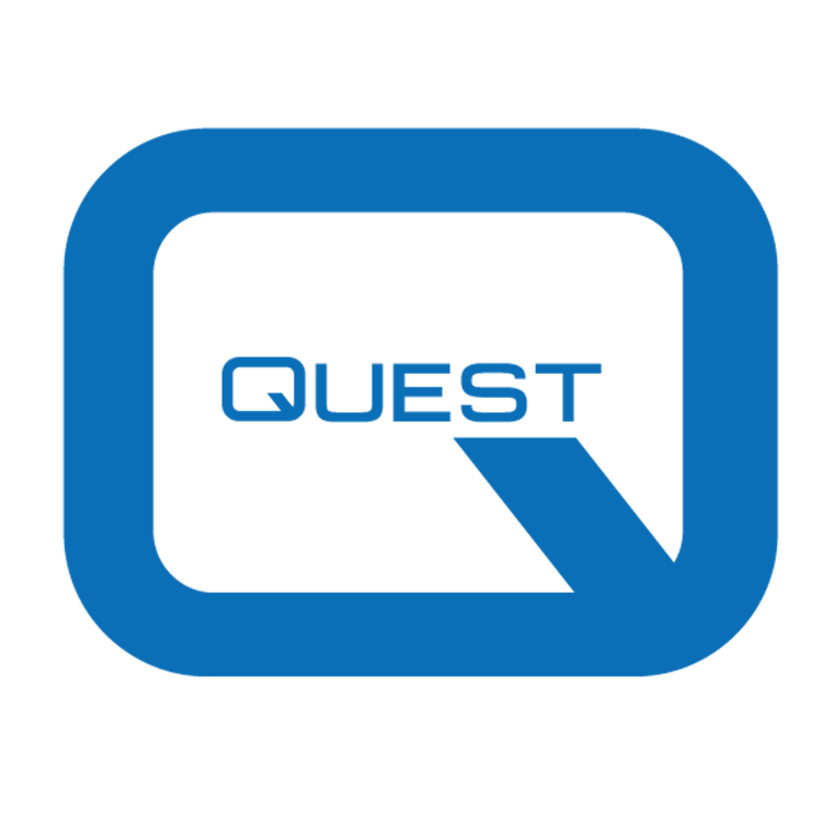 quest logo blue fully isolated Q-01