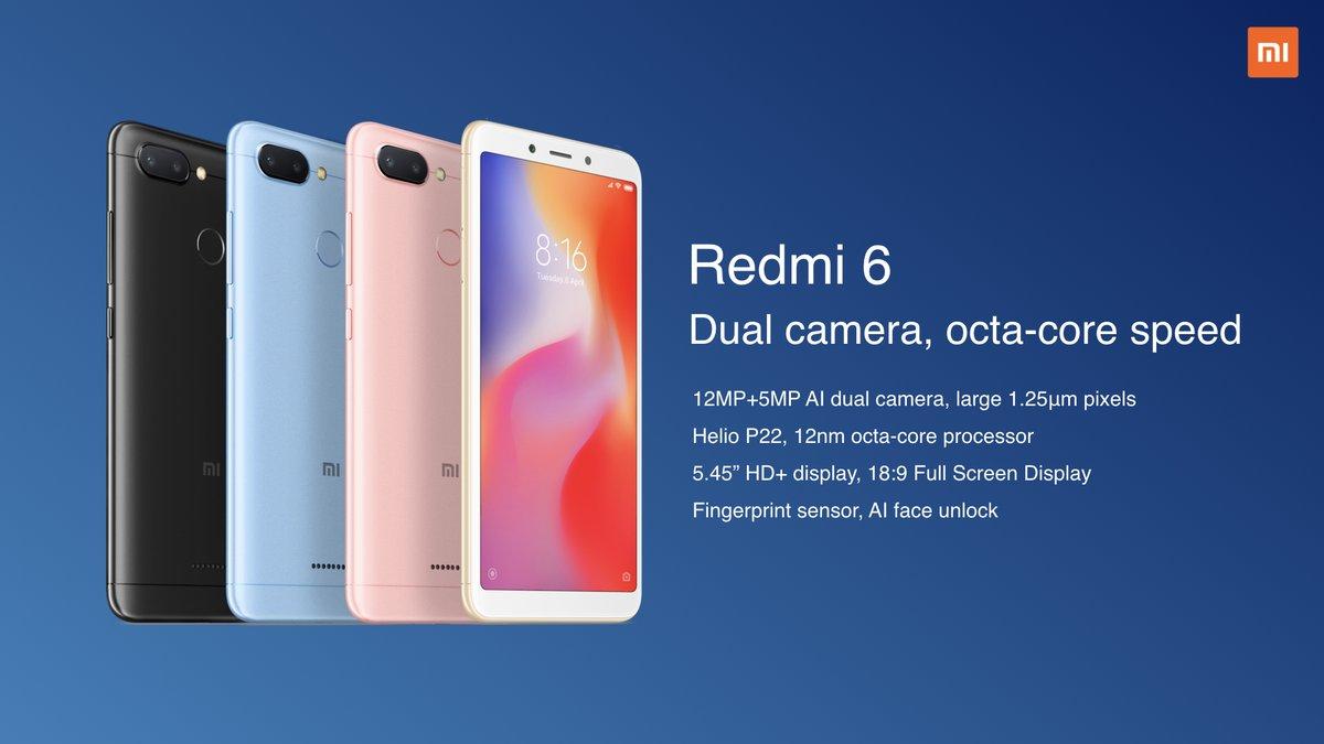 Xiaomi-Redmi-6-specs