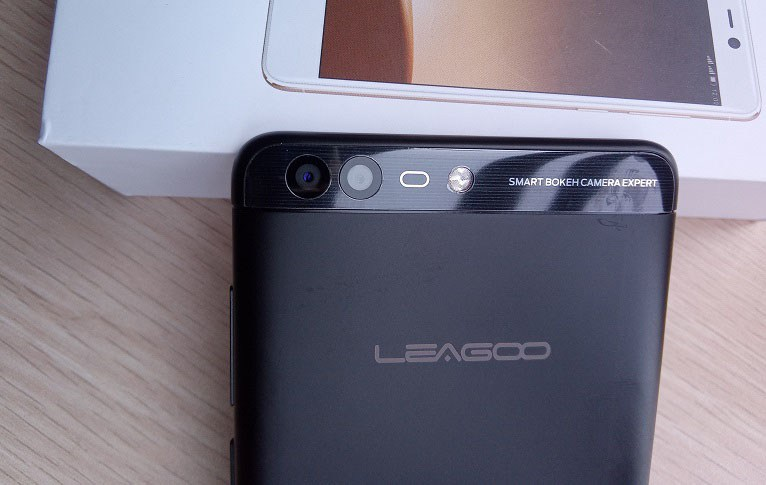 leagoo t5c back cameras
