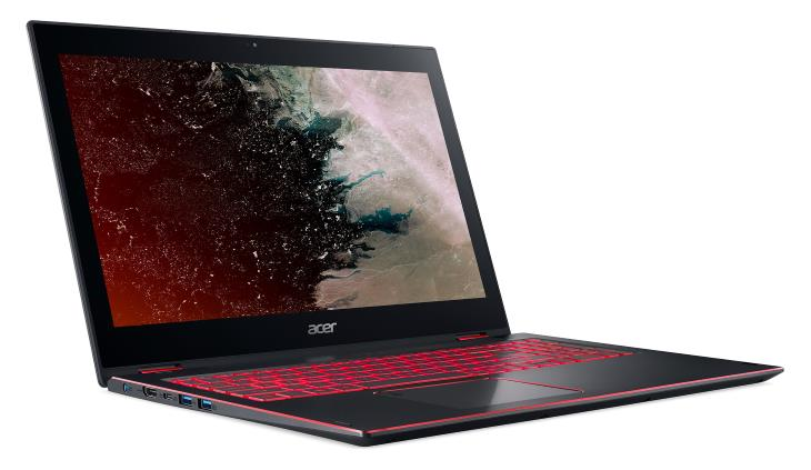 Acer Nitro 5 Spin NP515-51-56DL 2-in-1 Gaming Laptop (15.6 FHD Touch, Intel Core i5-8250U, GeForce GTX 1050, 8GB RAM, 256GB SSD + 1TB HDD)