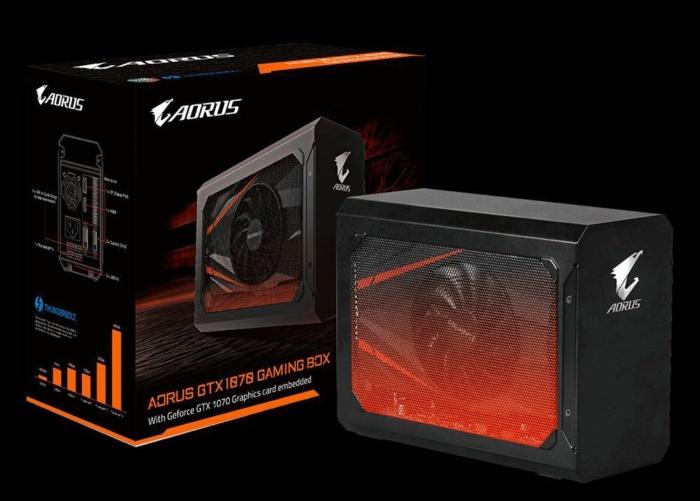 aorus gaming box