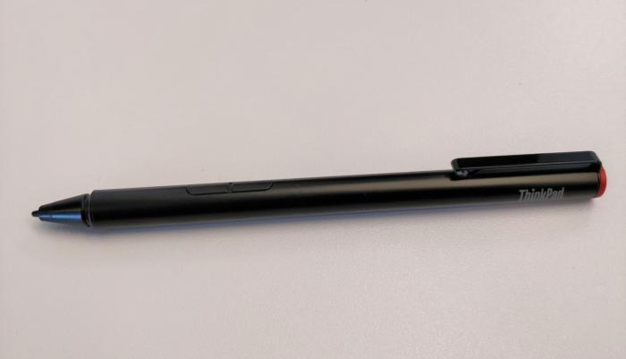 thinkpad pen 2 Lenovo ThinkPad X1 Tablet 2018