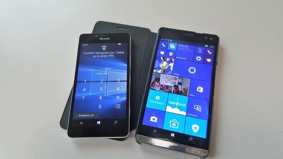 HP Elite x3 vs lumia 950