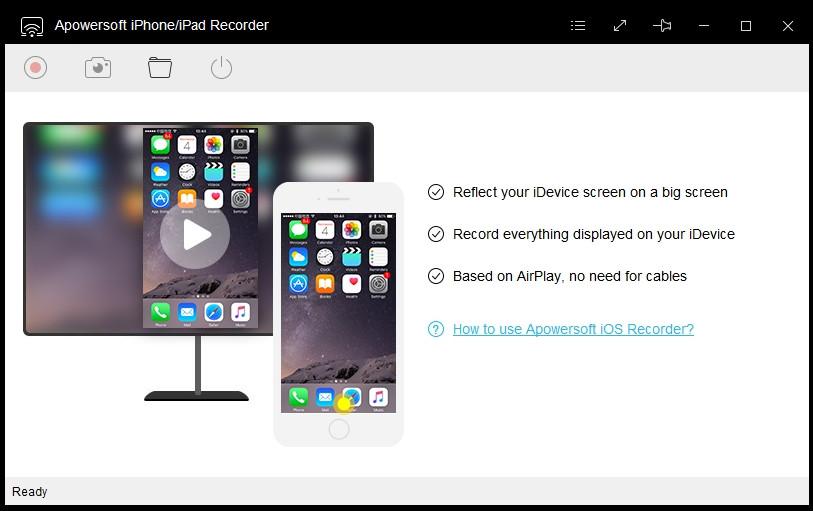 Apowersoft iOS Recorder