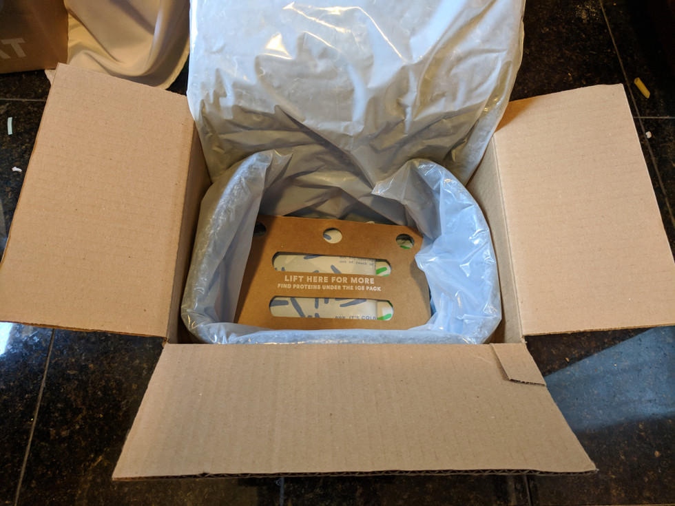 Plated packaging update