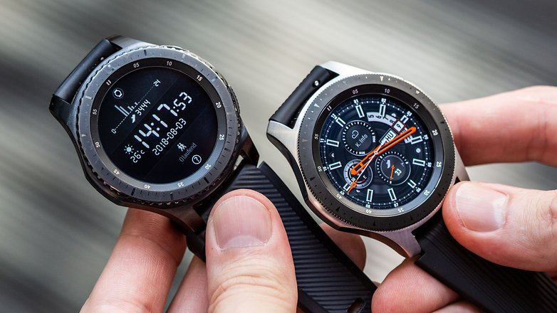 AndroidPIT samsung galaxy watch 46 gear s3