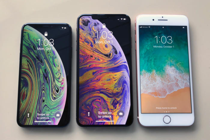 iphone xs xs max 8