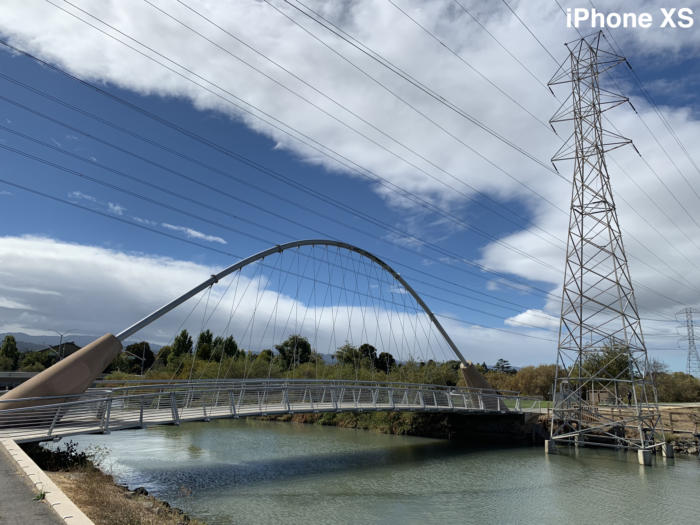 iphone xs seal park bridge