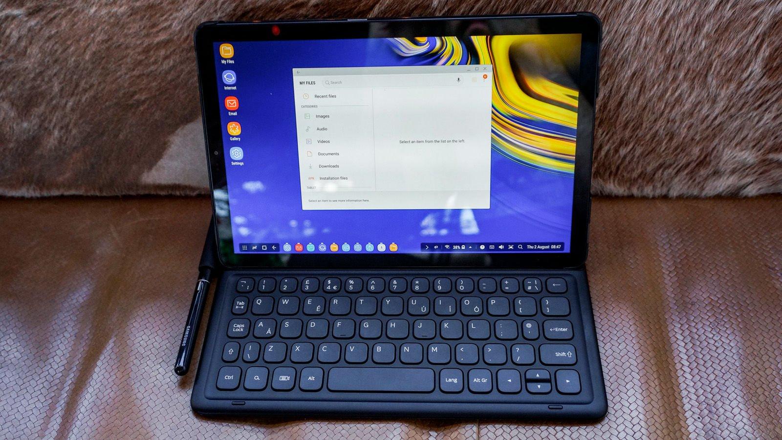 Galaxy Tab S4 DeX