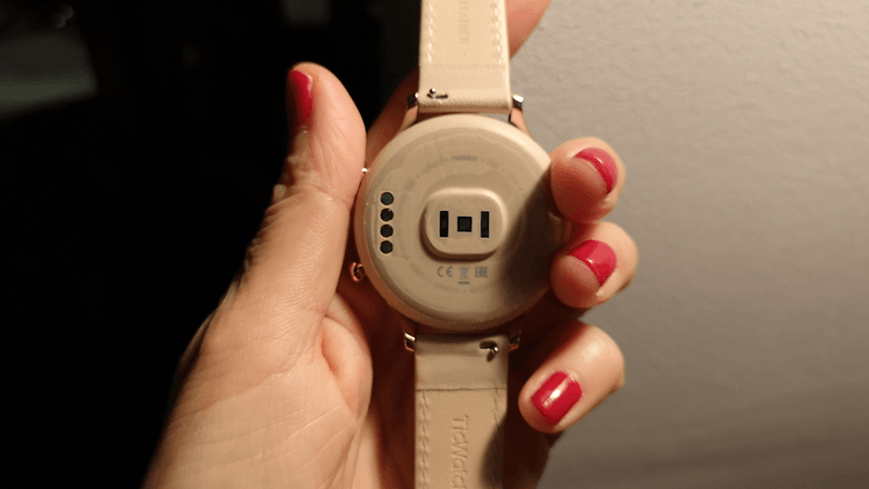 androidpit ticwatch 7