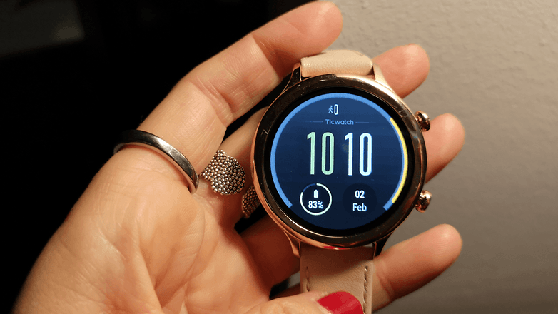 androidpit ticwatch 11
