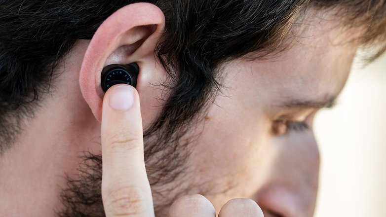 AndroidPIT earin m 2 touch ear