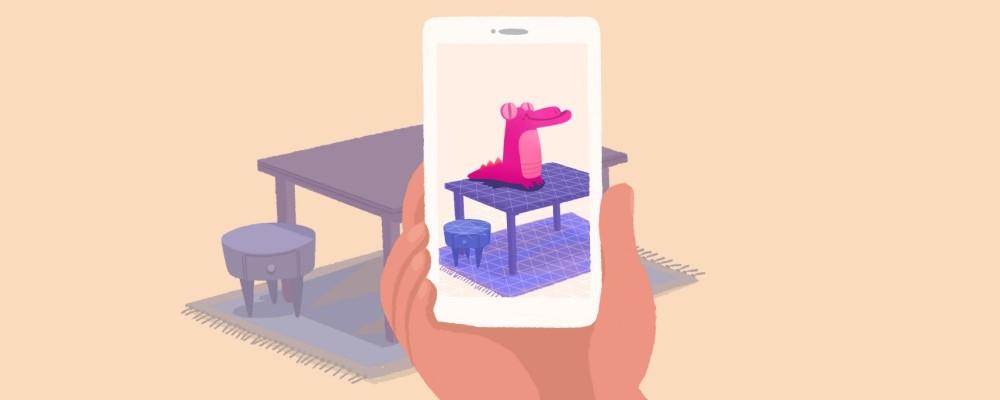 ARCore Devs Smartphone Vertical
