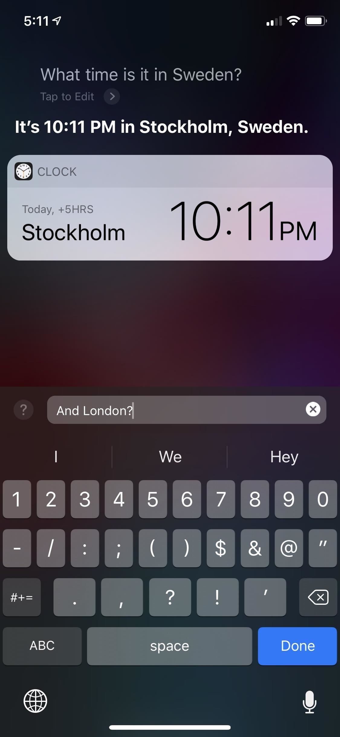 How to Type to Siri on Your iPhone When You Don't Want to Talk