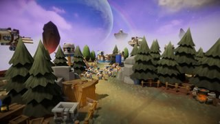 Skyworld VR review Turn based-strategy fun with demons knights and tiny dragons image 4