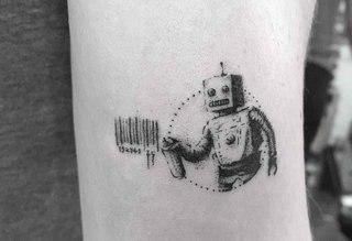 22 geek tattoos image 19
