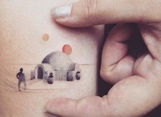 22 geek tattoos image 17